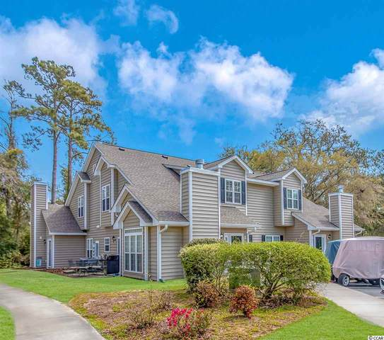 503 N 20th Ave. N 20-A, North Myrtle Beach, SC 29582 (MLS #2007248) :: The Lachicotte Company