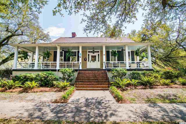 132 Saint James St., Georgetown, SC 29440 (MLS #2007271) :: The Greg Sisson Team with RE/MAX First Choice