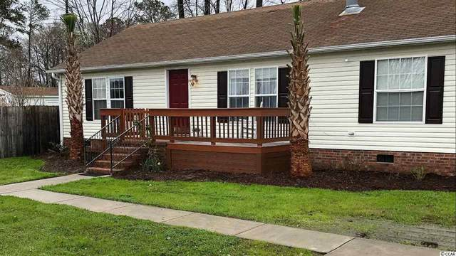 5750 Rosewood Dr., Myrtle Beach, SC 29588 (MLS #2007278) :: James W. Smith Real Estate Co.