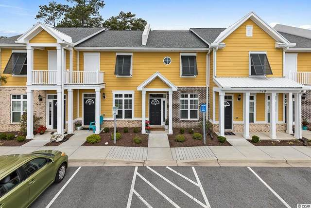 790 Sail House Ct. #3, Myrtle Beach, SC 29577 (MLS #2007298) :: The Litchfield Company