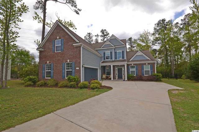 39 Cogdill Pl., Pawleys Island, SC 29585 (MLS #2007326) :: The Hoffman Group