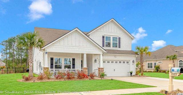 1522 Osage Dr., Myrtle Beach, SC 29579 (MLS #2007330) :: Jerry Pinkas Real Estate Experts, Inc