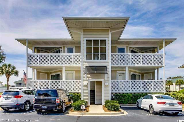 300 N Shorehaven Dr. U3, North Myrtle Beach, SC 29582 (MLS #2007336) :: The Litchfield Company
