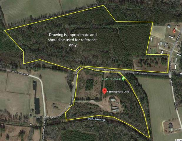 tbd LOT 3 Daphane Dr., Conway, SC 29526 (MLS #2007358) :: The Hoffman Group