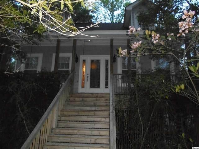 27 Renty Tucker Ct., Pawleys Island, SC 29585 (MLS #2007368) :: Berkshire Hathaway HomeServices Myrtle Beach Real Estate