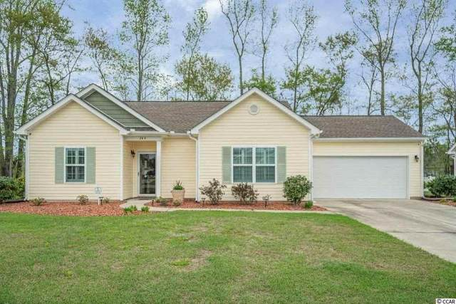 244 Oak Crest Circle, Longs, SC 29568 (MLS #2007377) :: Right Find Homes