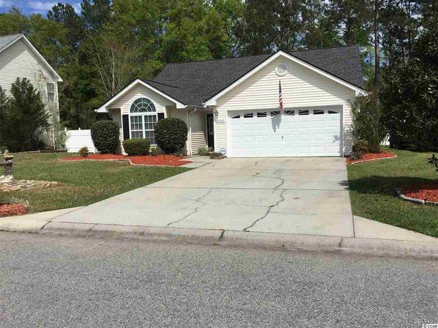 4012 Manor Wood Dr., Myrtle Beach, SC 29588 (MLS #2007382) :: Jerry Pinkas Real Estate Experts, Inc