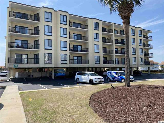 1915 N Ocean Blvd. N, North Myrtle Beach, SC 29582 (MLS #2007385) :: The Litchfield Company