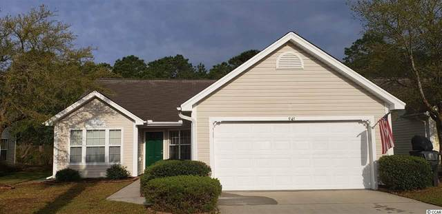 945 Elderberry Ln. Sw, Sunset Beach, NC 28468 (MLS #2007390) :: Jerry Pinkas Real Estate Experts, Inc