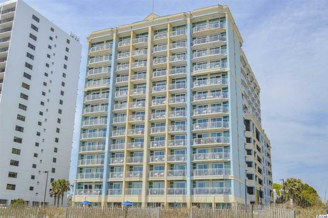 2501 S Ocean Blvd. #709, Myrtle Beach, SC 29577 (MLS #2007410) :: The Litchfield Company