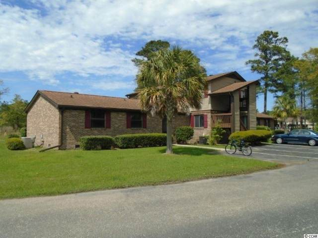 305 Resort Dr. 1-A, Myrtle Beach, SC 29588 (MLS #2007411) :: The Lachicotte Company