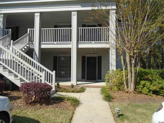 157 Tanglewood Dr. 25-2, Pawleys Island, SC 29585 (MLS #2007446) :: The Hoffman Group