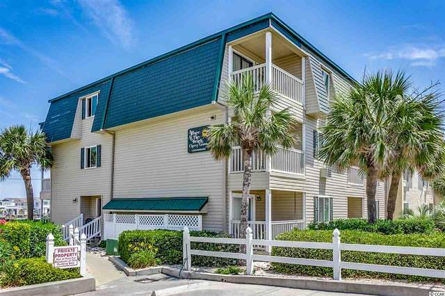 4201 N Ocean Blvd. 1-E, North Myrtle Beach, SC 29582 (MLS #2007447) :: The Litchfield Company