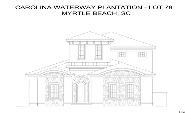 833 Waterton Ave., Myrtle Beach, SC 29579 (MLS #2007451) :: The Hoffman Group
