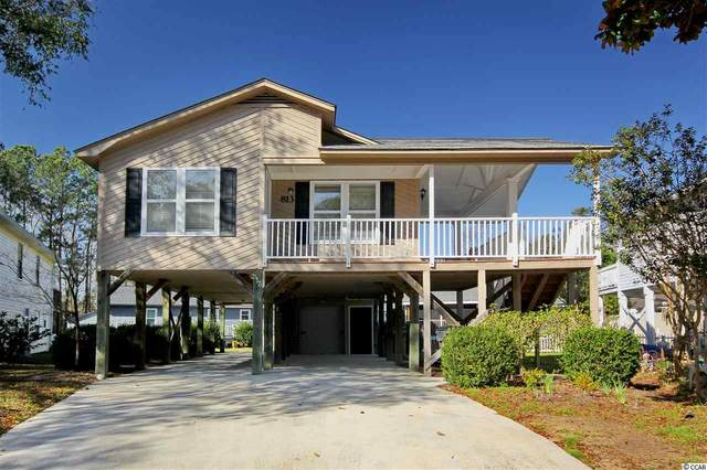 813 Starboard Ct., Murrells Inlet, SC 29576 (MLS #2007467) :: The Greg Sisson Team with RE/MAX First Choice
