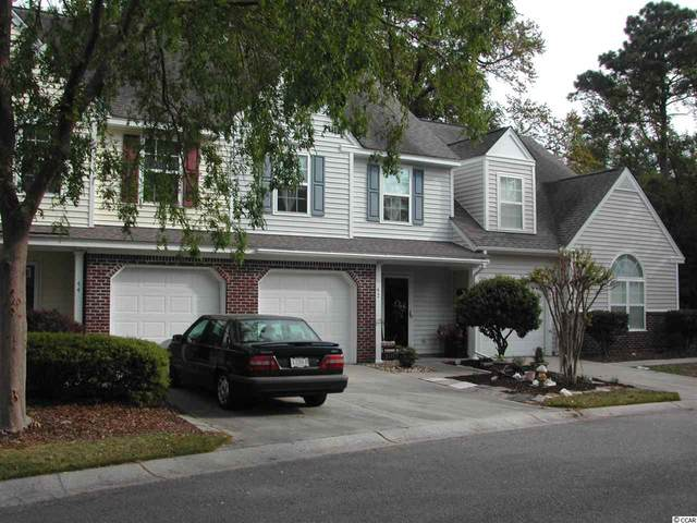 42 Pembroke Ln. #42, Pawleys Island, SC 29585 (MLS #2007492) :: The Litchfield Company