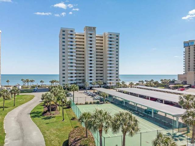 10100 Beach Club Dr. Phe, Myrtle Beach, SC 29572 (MLS #2007494) :: James W. Smith Real Estate Co.