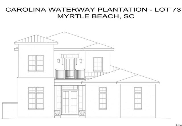 823 Waterton Ave., Myrtle Beach, SC 29579 (MLS #2007548) :: Right Find Homes
