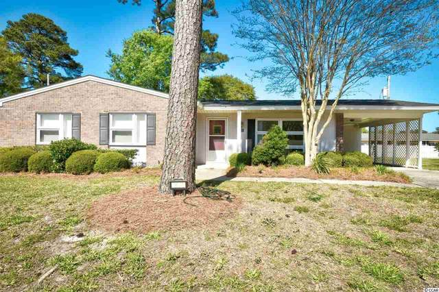 3672 Spruce Ave. #3672, Myrtle Beach, SC 29577 (MLS #2007564) :: The Lachicotte Company