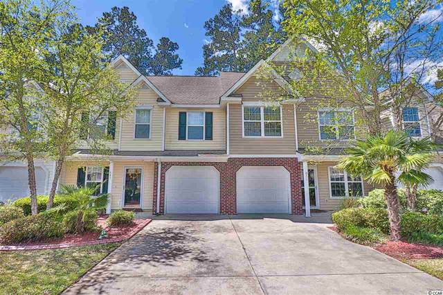 651 Riverward Dr. #651, Myrtle Beach, SC 29588 (MLS #2007600) :: James W. Smith Real Estate Co.