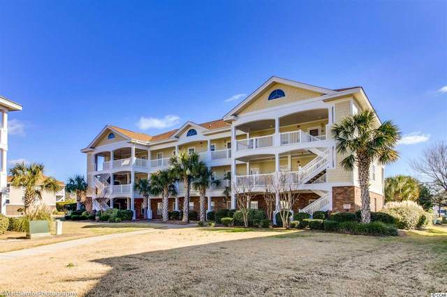 5801 Oyster Catcher Dr. #912, North Myrtle Beach, SC 29582 (MLS #2007619) :: James W. Smith Real Estate Co.