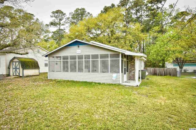 516 South Willow Dr., Surfside Beach, SC 29575 (MLS #2007672) :: The Lachicotte Company