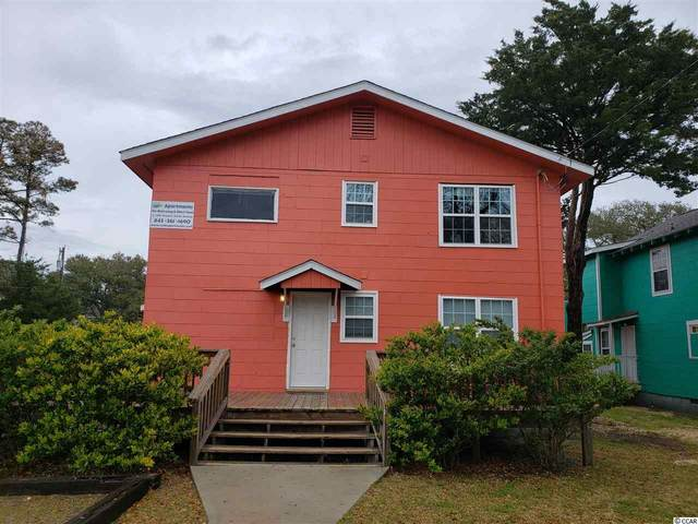510 17th Ave. S, North Myrtle Beach, SC 29582 (MLS #2007734) :: The Hoffman Group