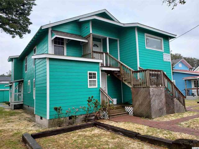 508 17th Ave. S, North Myrtle Beach, SC 29582 (MLS #2007742) :: The Hoffman Group