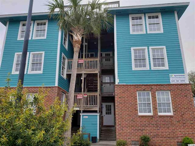 211 1st Ave. S, North Myrtle Beach, SC 29582 (MLS #2007754) :: The Lachicotte Company