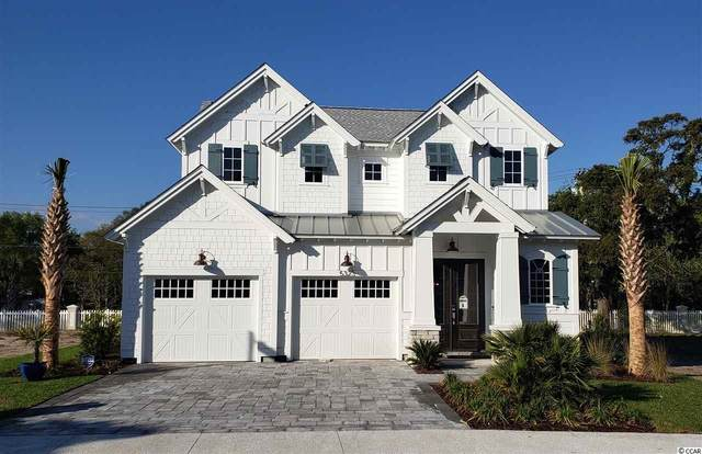 5323 Ocean Village Dr., Myrtle Beach, SC 29577 (MLS #2007757) :: James W. Smith Real Estate Co.