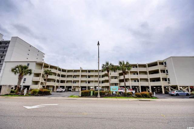 4315 S Ocean Blvd. #340, North Myrtle Beach, SC 29582 (MLS #2007769) :: James W. Smith Real Estate Co.