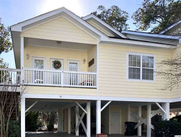 33 Wallys Way #21, Pawleys Island, SC 29585 (MLS #2007771) :: Grand Strand Homes & Land Realty