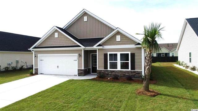 1702 Palmetto Palm Dr., Myrtle Beach, SC 29579 (MLS #2007783) :: Grand Strand Homes & Land Realty