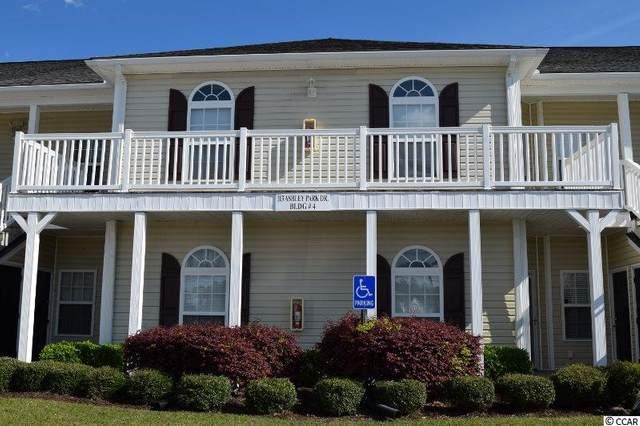 113 Ashley Park Dr. 4D, Myrtle Beach, SC 29579 (MLS #2007784) :: Right Find Homes