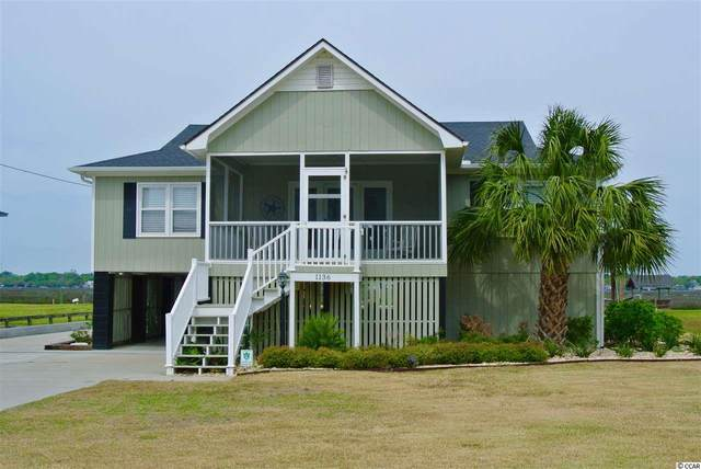1136 Waccamaw Dr., Garden City Beach, SC 29576 (MLS #2007806) :: Grand Strand Homes & Land Realty