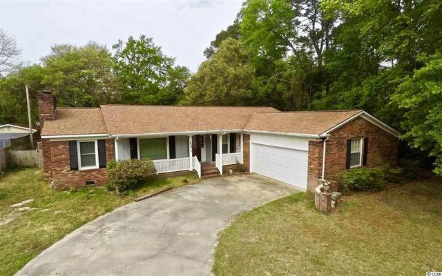 803 Johnson St., Conway, SC 29526 (MLS #2007814) :: James W. Smith Real Estate Co.