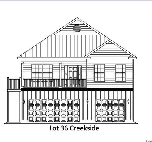 TBD Belin Dr., Murrells Inlet, SC 29576 (MLS #2007816) :: Grand Strand Homes & Land Realty