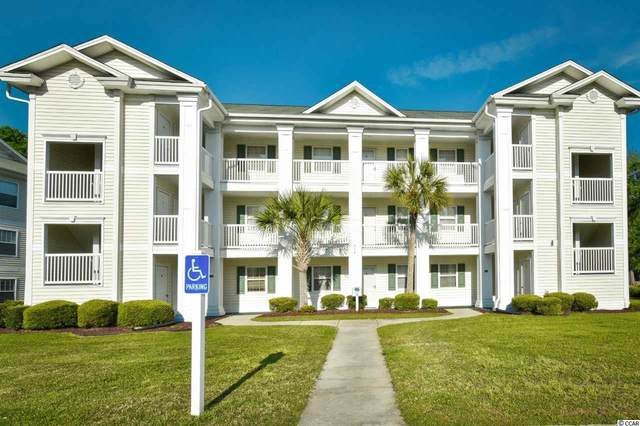 557 White River Rd. 12-D, Myrtle Beach, SC 29579 (MLS #2007818) :: James W. Smith Real Estate Co.