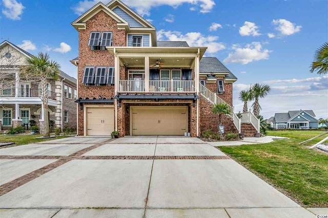 9058 Belvidere Dr., Myrtle Beach, SC 29579 (MLS #2007828) :: James W. Smith Real Estate Co.