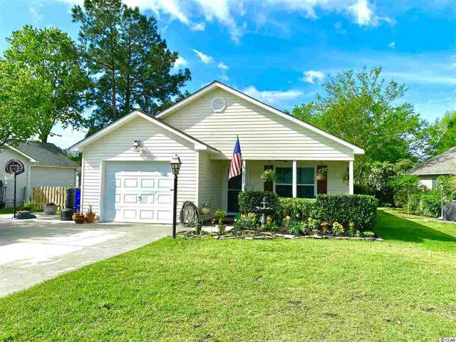 8032 Resin Rd., Murrells Inlet, SC 29576 (MLS #2007840) :: Grand Strand Homes & Land Realty