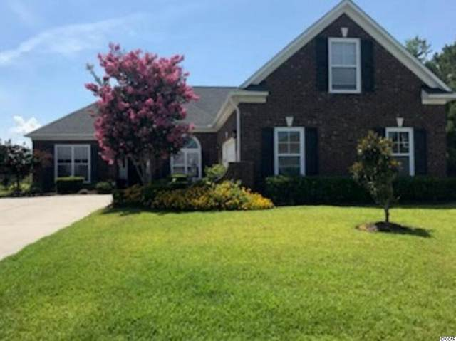 413 Abercromby Ct., Myrtle Beach, SC 29579 (MLS #2007851) :: James W. Smith Real Estate Co.