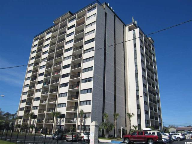 601 Mitchell Dr. #407, Myrtle Beach, SC 29577 (MLS #2007853) :: Grand Strand Homes & Land Realty