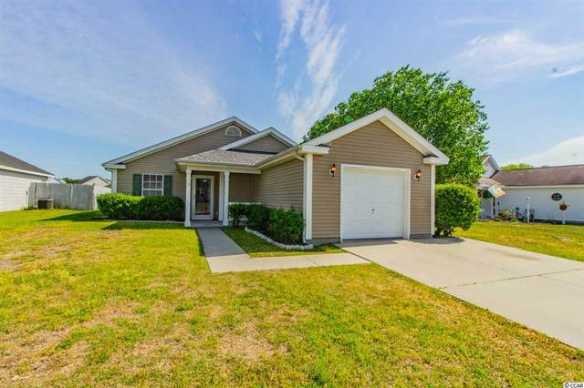 4919 Darby Ln., Myrtle Beach, SC 29579 (MLS #2007857) :: James W. Smith Real Estate Co.
