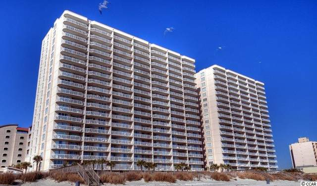 1625 S Ocean Blvd., North Myrtle Beach, SC 29582 (MLS #2007858) :: Grand Strand Homes & Land Realty