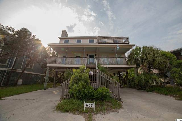 607 Springs Ave., Pawleys Island, SC 29585 (MLS #2007975) :: Sloan Realty Group