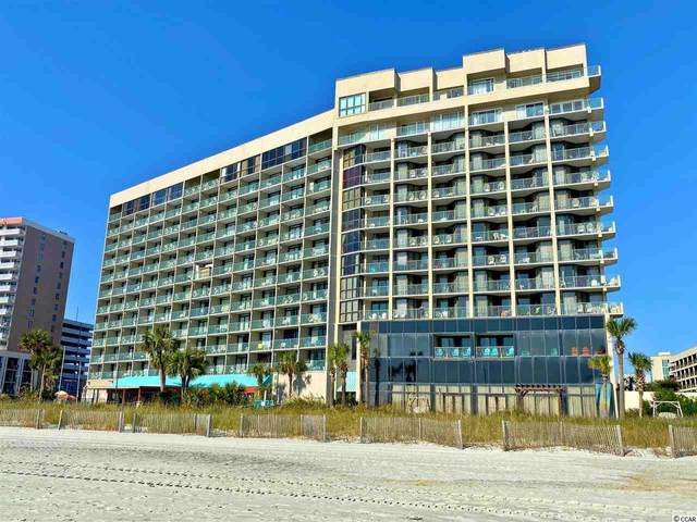 202 N 74th Ave. N 2445-2446, Myrtle Beach, SC 29572 (MLS #2008026) :: The Lachicotte Company