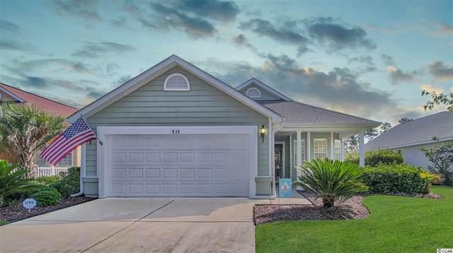 838 Laquinta Loop, Murrells Inlet, SC 29576 (MLS #2008042) :: Jerry Pinkas Real Estate Experts, Inc