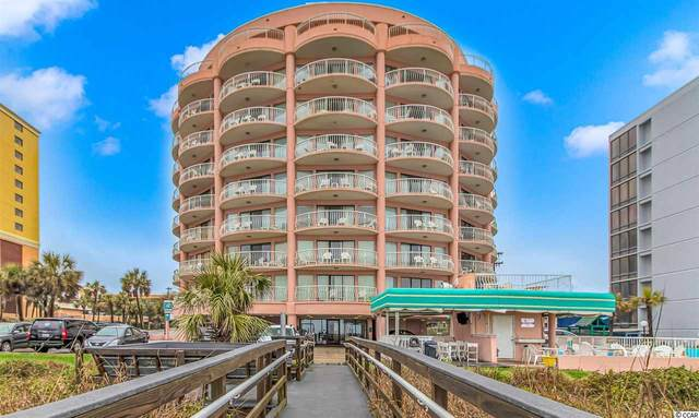 201 70th Ave. N #609, Myrtle Beach, SC 29572 (MLS #2008060) :: The Hoffman Group
