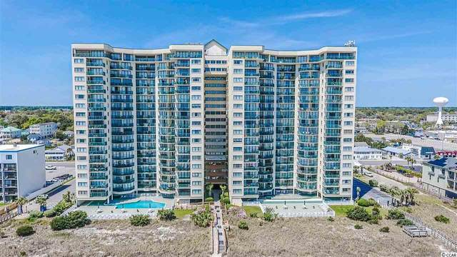 201 S Ocean Blvd. #1406, North Myrtle Beach, SC 29582 (MLS #2008094) :: The Greg Sisson Team with RE/MAX First Choice