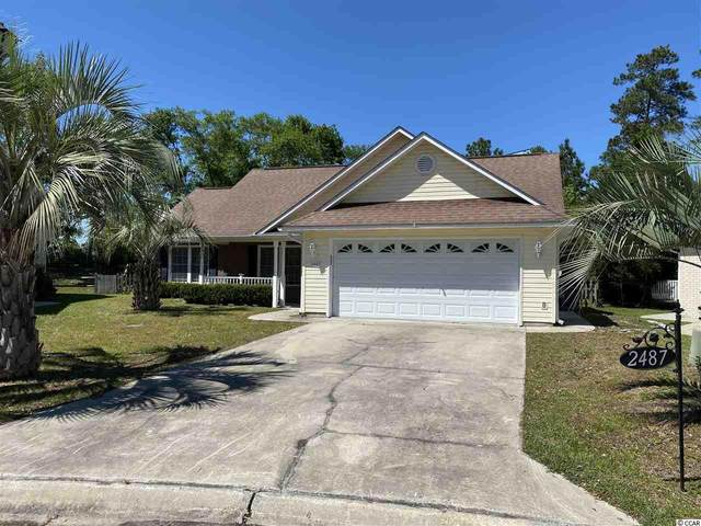 2487 Oriole Dr., Murrells Inlet, SC 29576 (MLS #2008174) :: Jerry Pinkas Real Estate Experts, Inc
